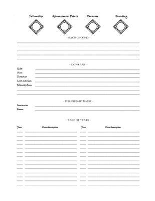 TOR Character Sheet 2