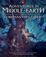 Middle-earth d20 Loremaster's Guide Delayed