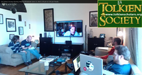 Reminder: Eä Tolkien Society December 2015 Meeting